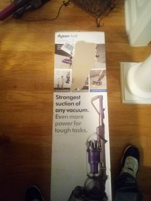 Dyson ball. Vacuum for Sale in Raleigh, NC