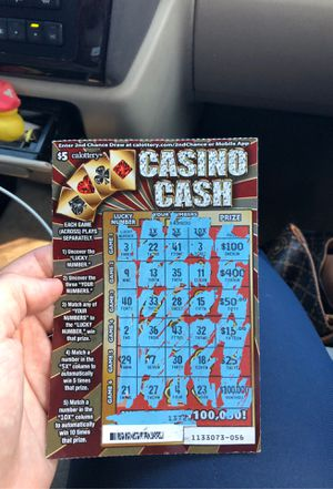$1,000 Lottery winning ticket for sale for Sale in Stockton, CA