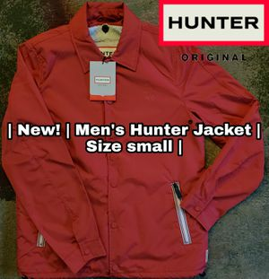 | New! | Men's Hunter Jacket | Size small | for Sale in Vancouver, WA
