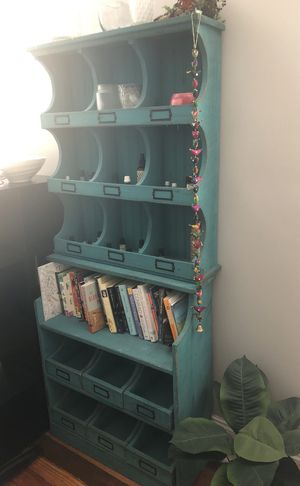Boho chic Decorative shelf for Sale in St. Louis, MO