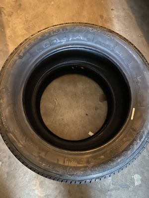 Two new tires 205/55/16 firestone $140 for Sale in Lake Elsinore, CA