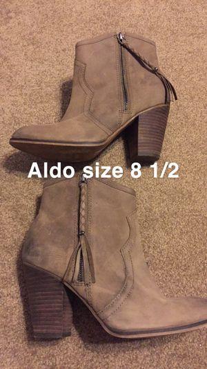 Aldo boots size 8.5 for Sale in Glendale, AZ