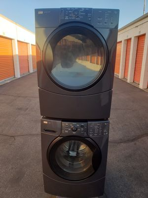 Kenmore elite HE4 washer and gas dryer for Sale in Burbank, CA