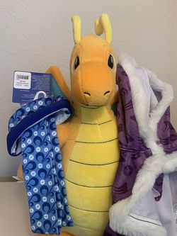 Build A Bear Exclusive Dragonite Plushie for Sale in San Jose,  CA