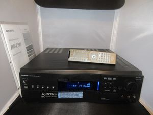 Onkyo DR-C500 AV Receiver -DVD/CD Changer for Sale in Milwaukee, WI