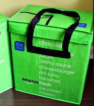 Grocery food delivery tote bag for Sale in Philadelphia, PA