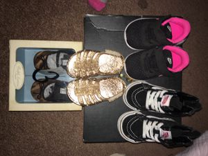 Baby/newborn/toddler/shoes/formula/clothes/diapers/house/iPhone/kid/bike/sandals/flats/vans/4c/3c for Sale in Whittier, CA