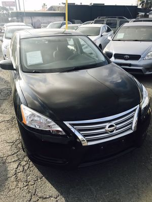 2014 Nissan Sentra LOW Down for Sale in Houston, TX
