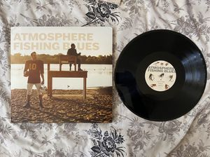Atmosphere Fishing Blues Vinyl Record LP Hip Hop for Sale in San Diego, CA