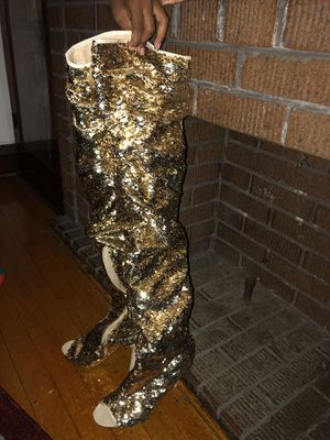 Cape Robbin thigh high boots for Sale in Chicago, IL