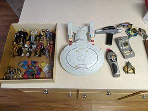 90s Star Trek Toys for Sale in Vancouver, WA