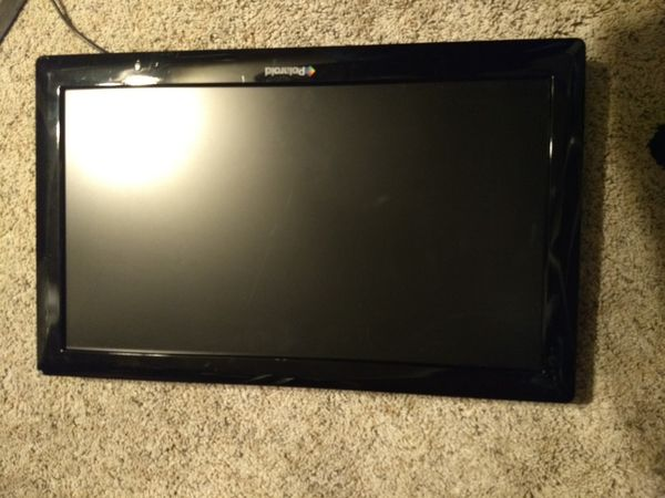 """Polaroid 22"""" HD LED TV New Stand & Remote"""