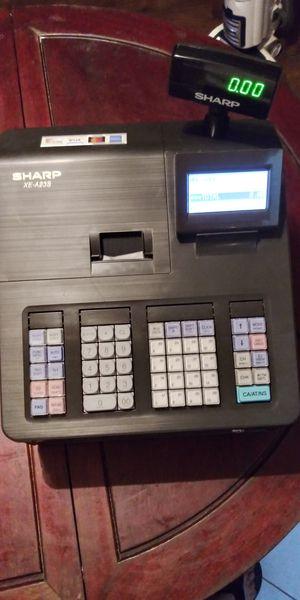Sharp XE-A23S Cash Register (Like New) for Sale in Pell City, AL