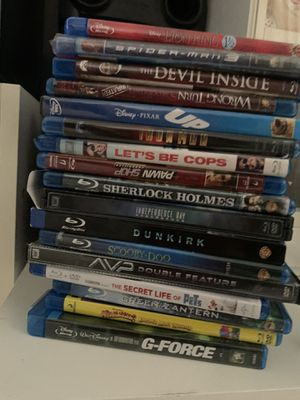 16 blu-ray for Sale in Silver Spring, MD