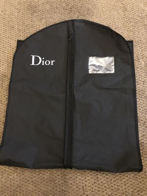 Dior Garment Bag for Sale in Fresno, CA