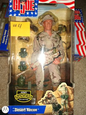 "12"" G. I. Joe Action Figure Collectable. for Sale in Lacey, WA"