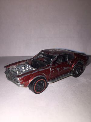 Vintage 1969 Hot Wheels Redlines Red Mighty Maverick for Sale in Carteret, NJ