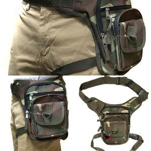 Brand NEW! Camouflage Waist/Hip/Thigh/Leg Holster Style/Pouch/Bag For Traveling/Everyday Use/Work/Outdoors/Hiking/Biking/Camping/Fishing for Sale in Carson, CA