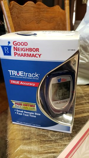 Blood glucose monitoring system for Sale in Farmville, VA