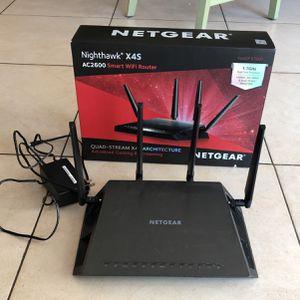 Netgear Nighthawk X4S Router for Sale in Clearwater, FL