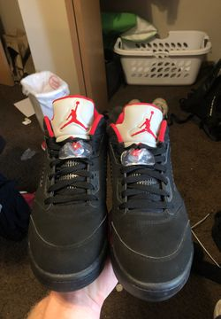 Air Jordan retro 5 alternate 90s size 10.5 for Sale in Normal,  IL