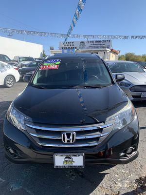 2013 Honda CRV AWD We Finance Aqui financeamos for Sale in National City, CA