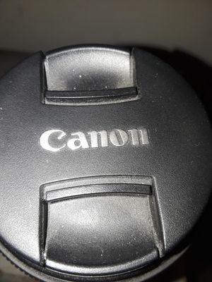 Canon EFS 55-250 zoom lense for Sale in Las Vegas, NV