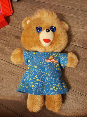 Teddy ruxpin bear for Sale in Austin, TX