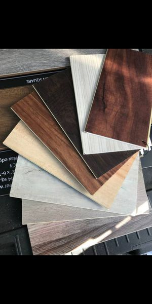 Choose from several colors we carry water resistant waterproof vinyl planks best price in Palm Beach County for Sale in West Palm Beach, FL