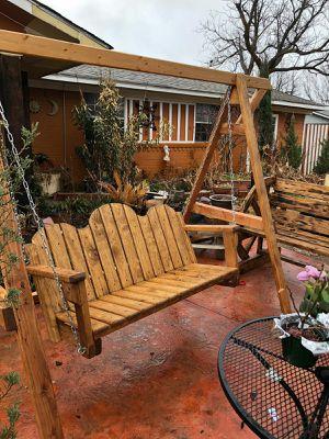 porch swings for Sale in Dallas, TX