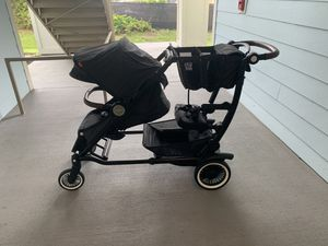 Austlen entourage double stroller sit and stand for Sale in Jacksonville, FL