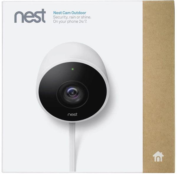 Google Nest Cam - Outdoor Security Camera