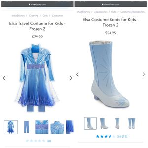 Disney store Elsa costume for Sale in Chicago, IL
