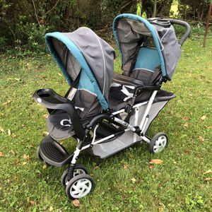 Graco DuoGlider Double Stroller for Sale in Verona, PA