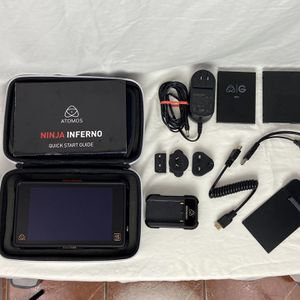 Atomos Ninja Inferno with 1 Tb SSD for Sale in Tarpon Springs, FL