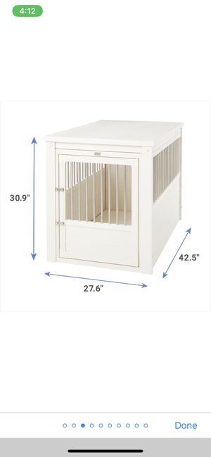 Crate for dog for Sale in White Plains, NY