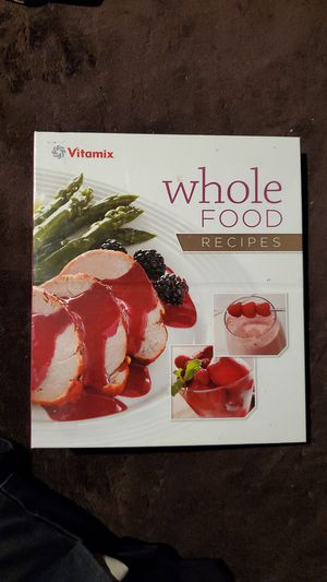Whole food recipes for Sale in Union City, CA