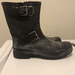 Ralph Lauren rain boots size 9 women for Sale in Austin, TX