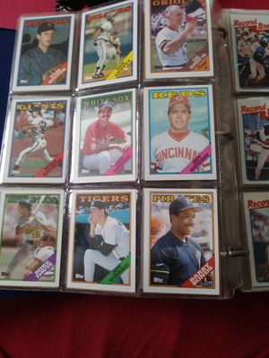 Old school baseball cards for Sale in Chicago, IL