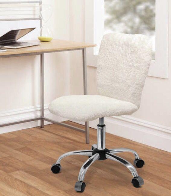 Faux Fur Task Chair