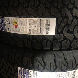 33/1250R15 33/15 for Sale in Dallas, TX