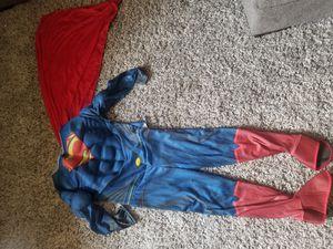 Superman costume kids sz 8-10 $5 for Sale in Las Vegas, NV