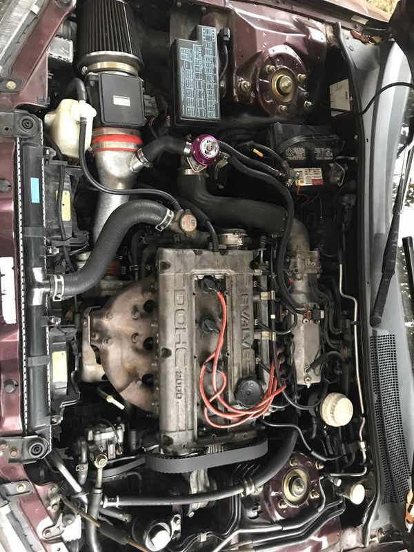 1995 Eagle Talon TSI All wheel drive turbo