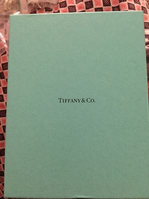 Tiffany box for Sale in Baltimore, MD
