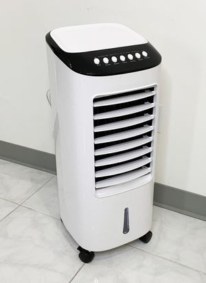 "New $75 Portable 11x11x27"" Evaporative Air Cooler Fan Indoor Cooling Humidifier w/ Remote Control for Sale in Pico Rivera, CA"