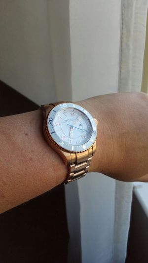 Marc Jacobs Rose Gold Watch for Sale in Wenatchee, WA