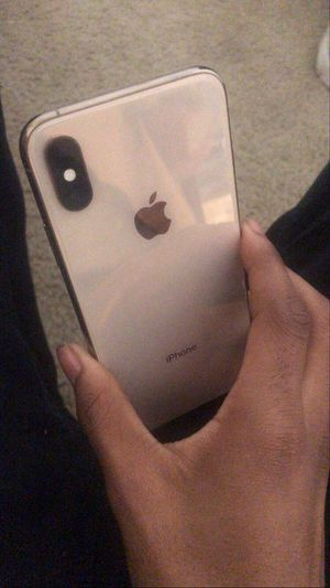 IPHONE X ( ROSE GOLD ) 64 GBs for Sale in Baltimore, MD