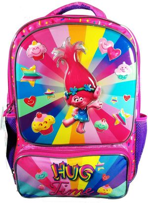 DreamWorks Trolls Poppy backpack. Size 16 Inches. for Sale in Rutherford, NJ