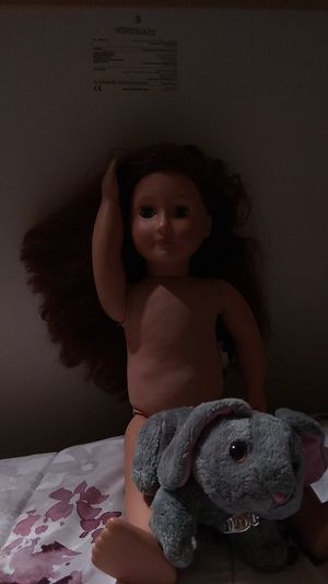 My Life Doll with toy Bonnie for Sale in Monson, ME