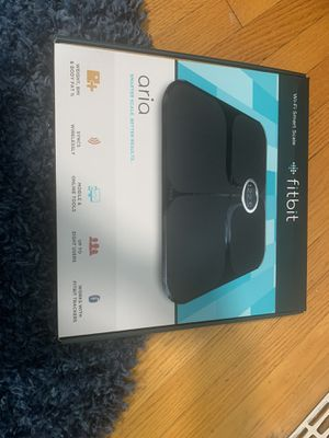 Fitbit Wifi Scale for Sale in Edgewater, NJ